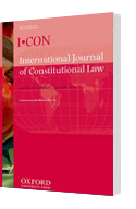 A 3D model of an issue of the International Journal of Constitutional Law