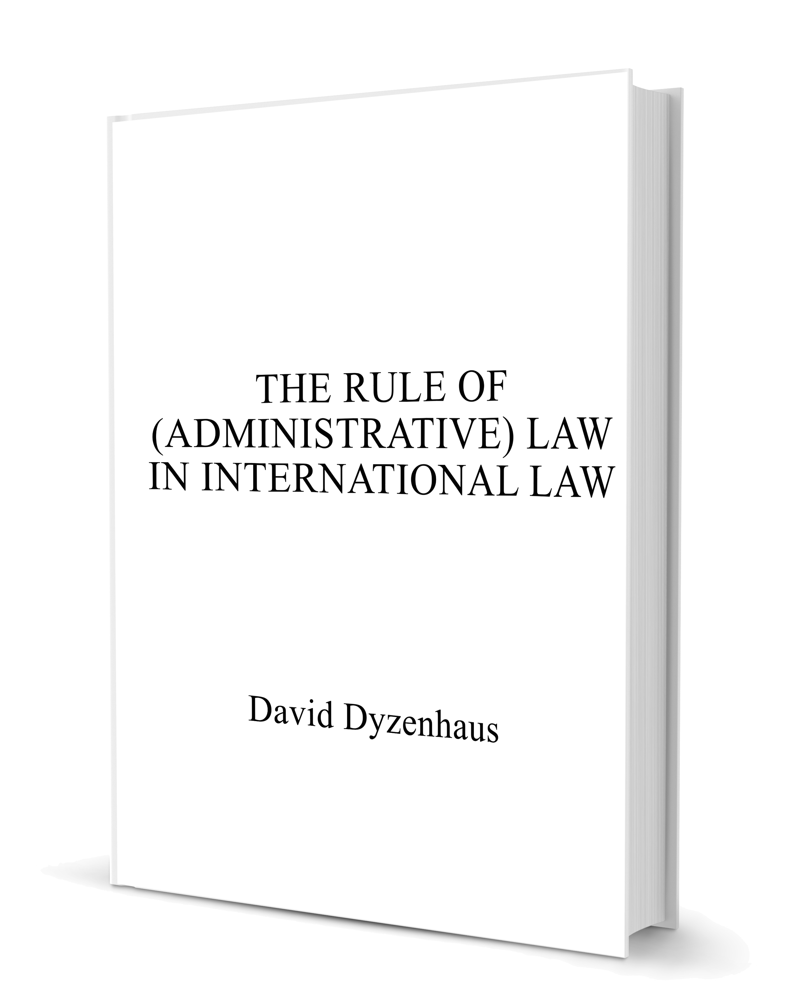 rule of law under administrative law