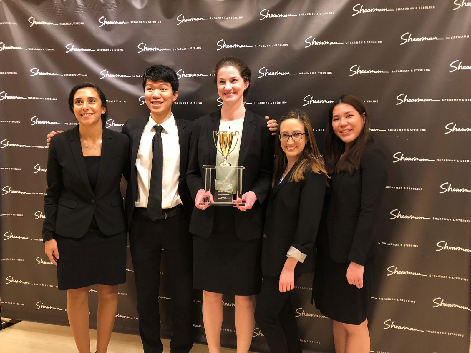 Jessup Moot Court Competition: NYU Law Advances - Institute
