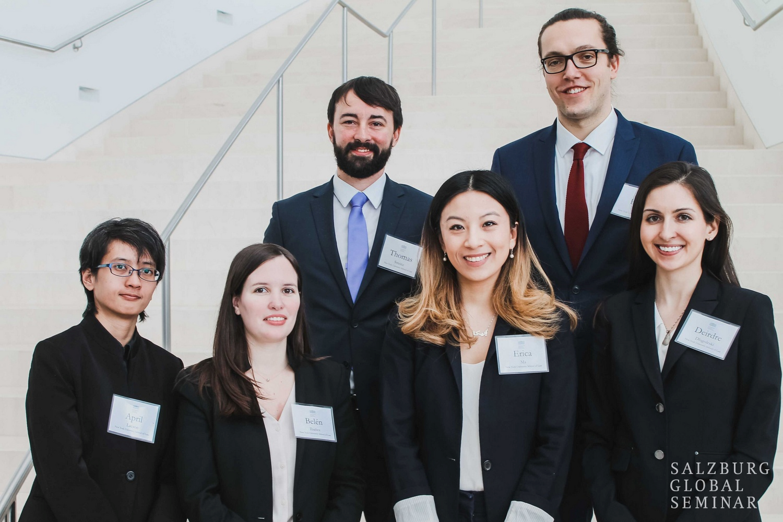 NYU School of Law Students Participate in Salzburg Cutler