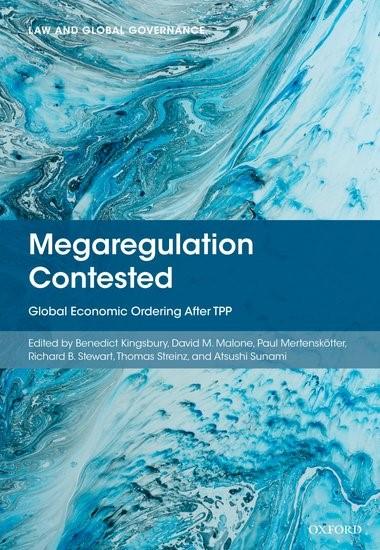 Book Launch: Megaregulation Contested - Institute for