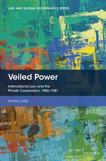 Book cover of Veiled Power