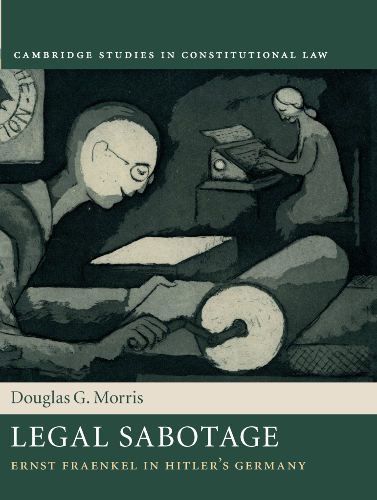 Cover of Legal Sabotage